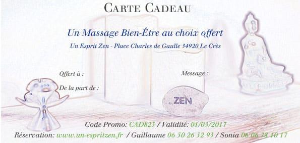 carte cadeau massage montpellier